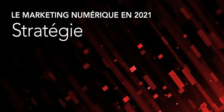 MARKETING NUMÉRIQUE POUR 2021